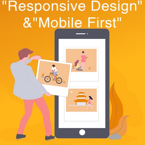 Responsive Design och Mobile First