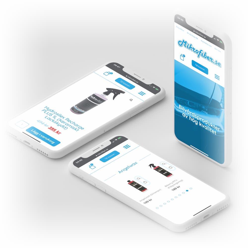 ny Woocommerce e-handel med Klarna