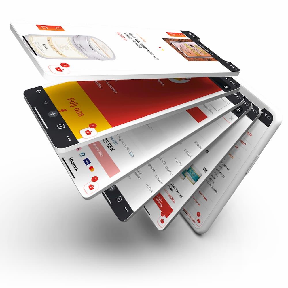 Lansering av ny Woocommerce e-handel